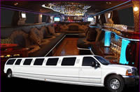 Walton on the Hill limo hire