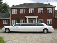 Walton on Thames limo hire