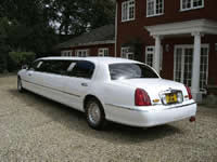 limo hire Guildford