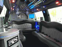 limo hire Hinchley Wood