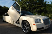 limousine hire Hinchley Wood
