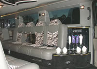 limousine hire Guildford
