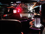 Epsom Downs limo hire