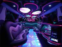 limousine hire Epsom Downs