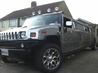 limo hire Dorking