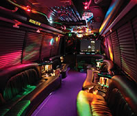 Charldon limousine hire
