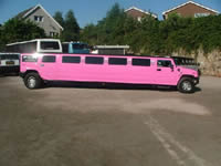 Sunbury on Thames limousine hire
