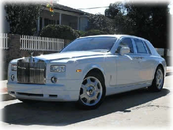 wedding limo hire